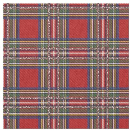 Christmas plaid fabric in 2018 christmas craft supplies