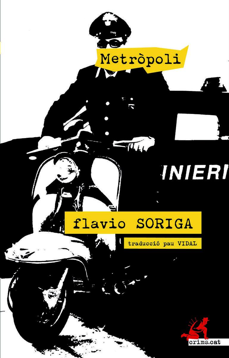Novel·la   Segona aventura del carabiniere Crissanti (la primera, 'Pluja negra', també la tenim), que ha de resoldre l'assassinat d'una dona de classe alta a la ciutat de Cagliari.
