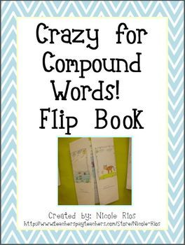 150 Examples of Compound Words for Kids
