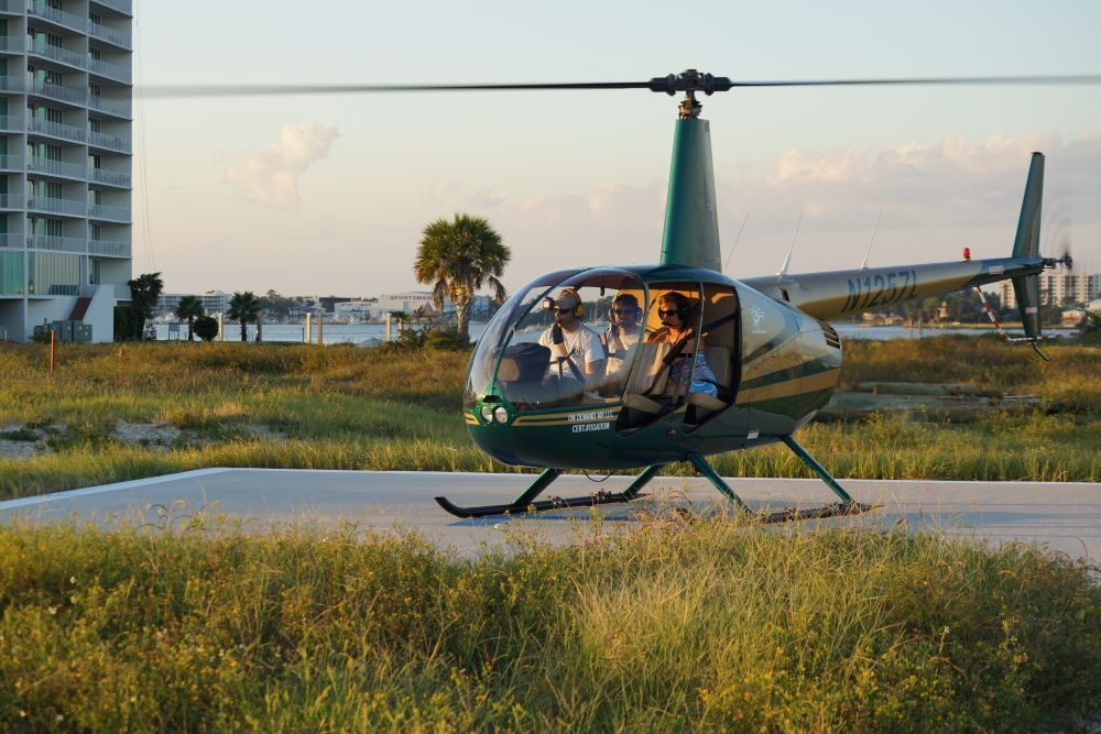 Orange Beach Helicopters The Best Beaches In World