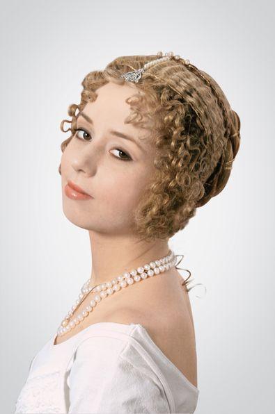 Historische Frisur Renaissance Frisuren Historische Frisuren