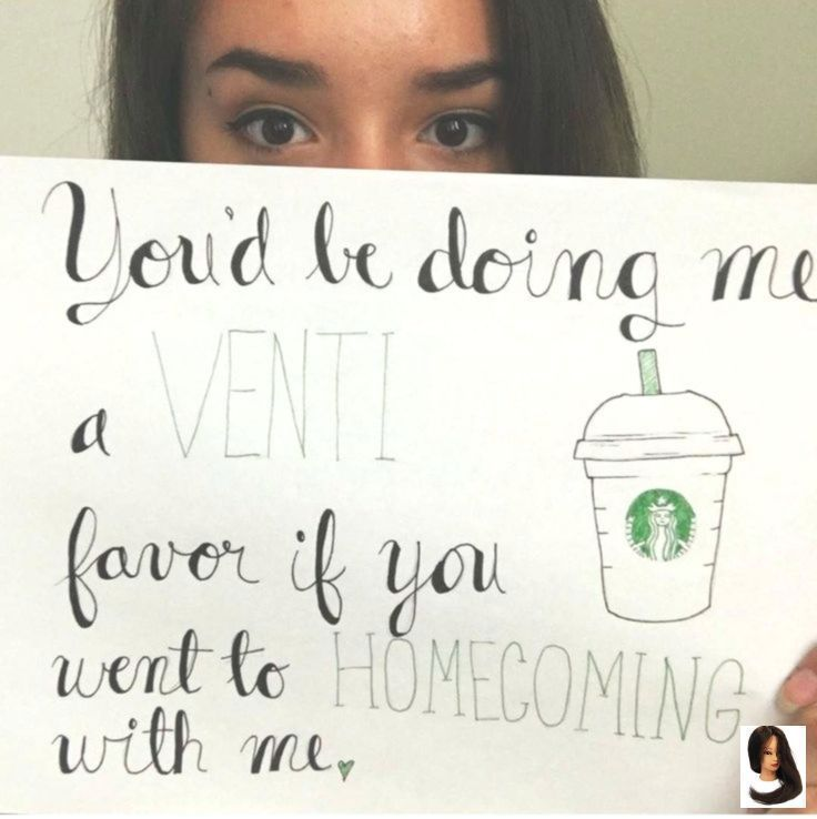 #gefragt #barista #Hoco Vorschläge Ideen Starbucks #homecoming #im #possi #hocoproposals