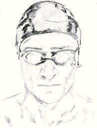 Image Result For Swimmer Drawing Drawings Art Painting Oil Art Pencils