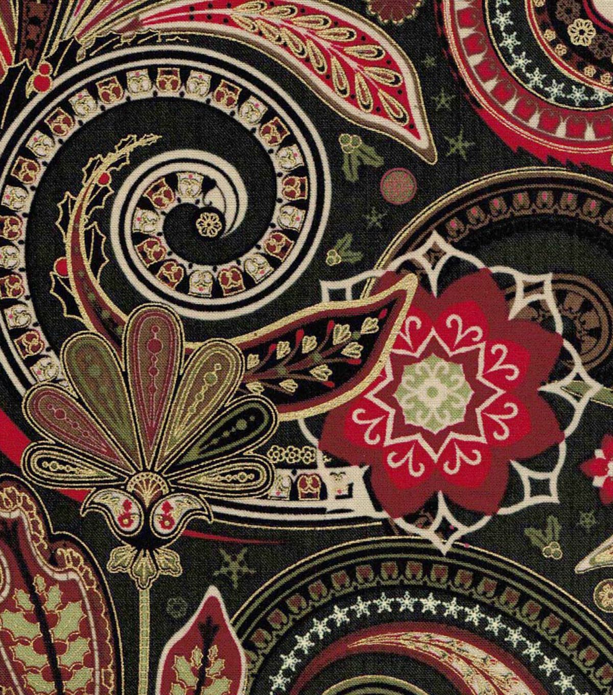Rb christmas paisley met products pinterest online craft