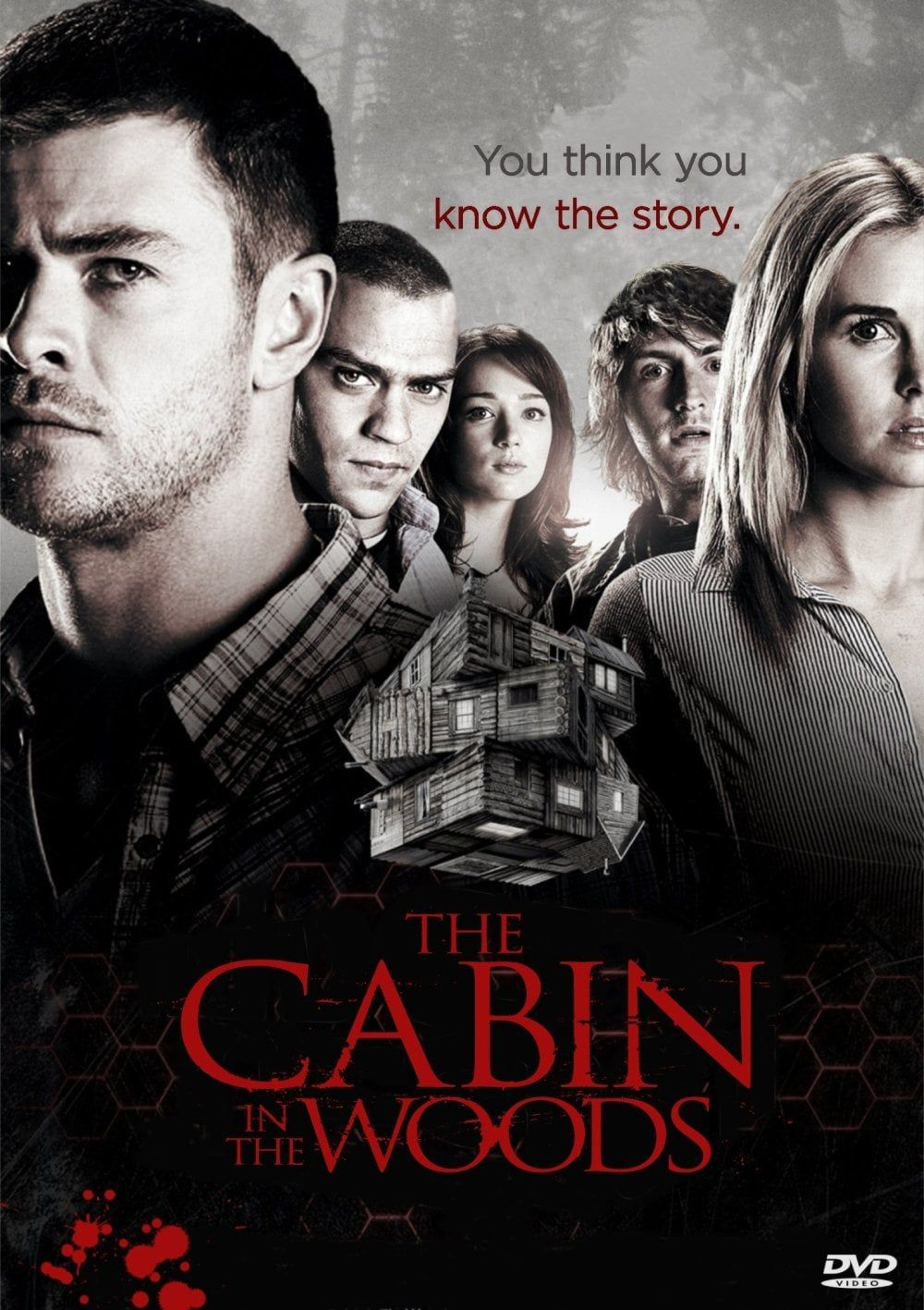 cabin in the woods free online stream