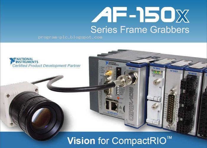 Movimed Af 150x Series Analog Frame Grabbers Vision Module