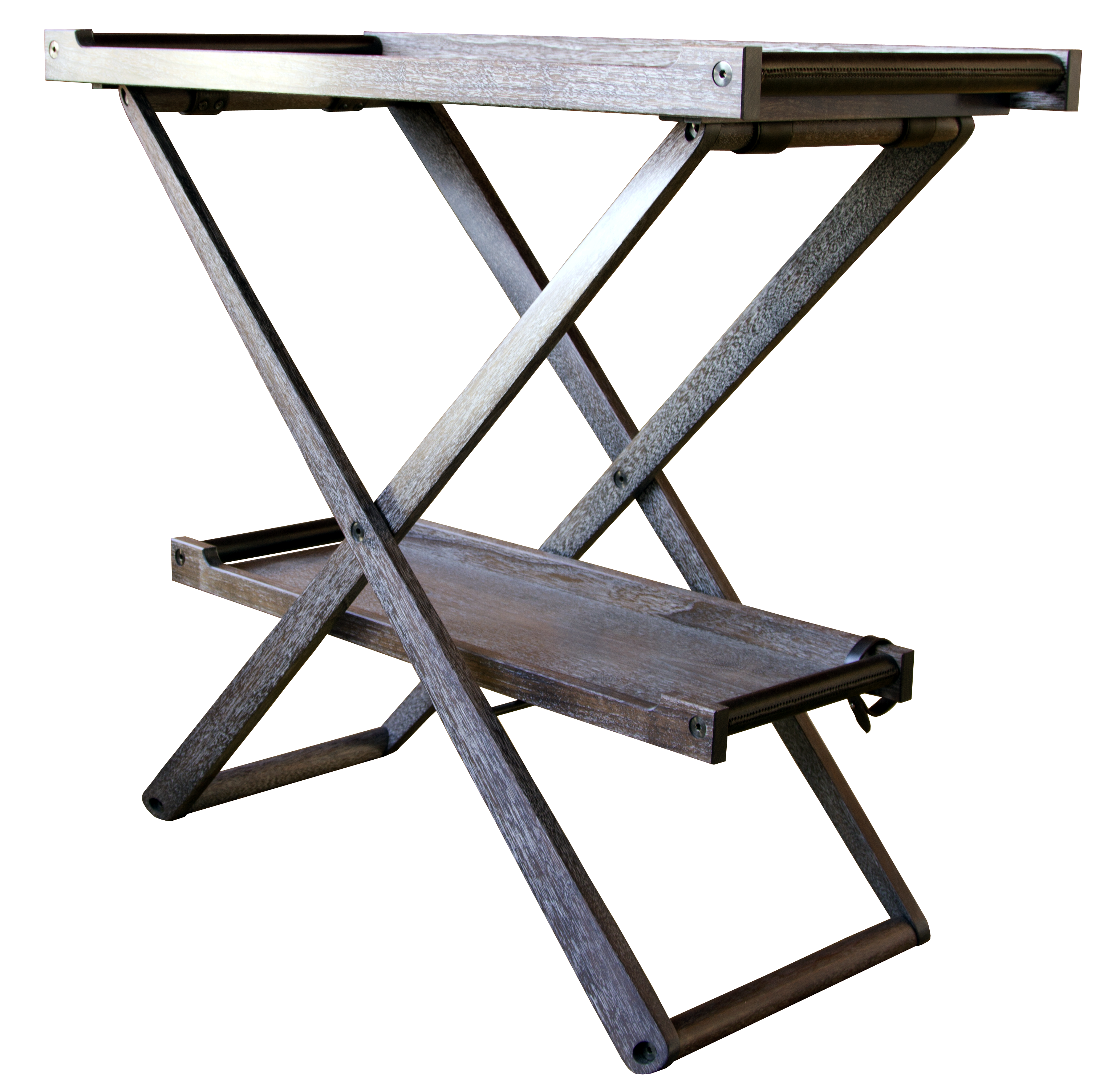 Buy Collins Folding Bar Table By Richard Wrightman Design, Ltd.   Made To