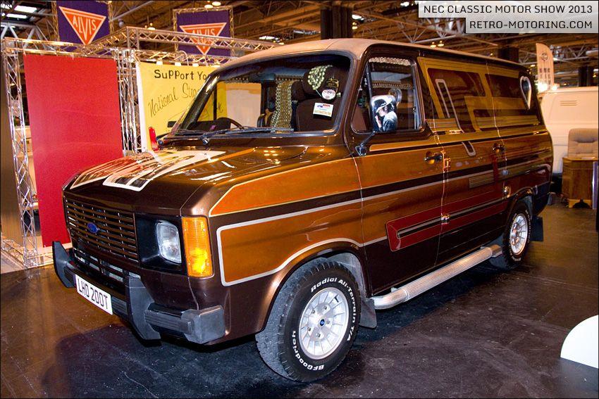 customised mk2 ford transit lhd200t cars pinterest. Black Bedroom Furniture Sets. Home Design Ideas