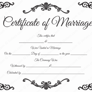 Marriage certificate template for microsoft word a part of under marriage certificate template for microsoft word a part of under certificate templates yelopaper Choice Image