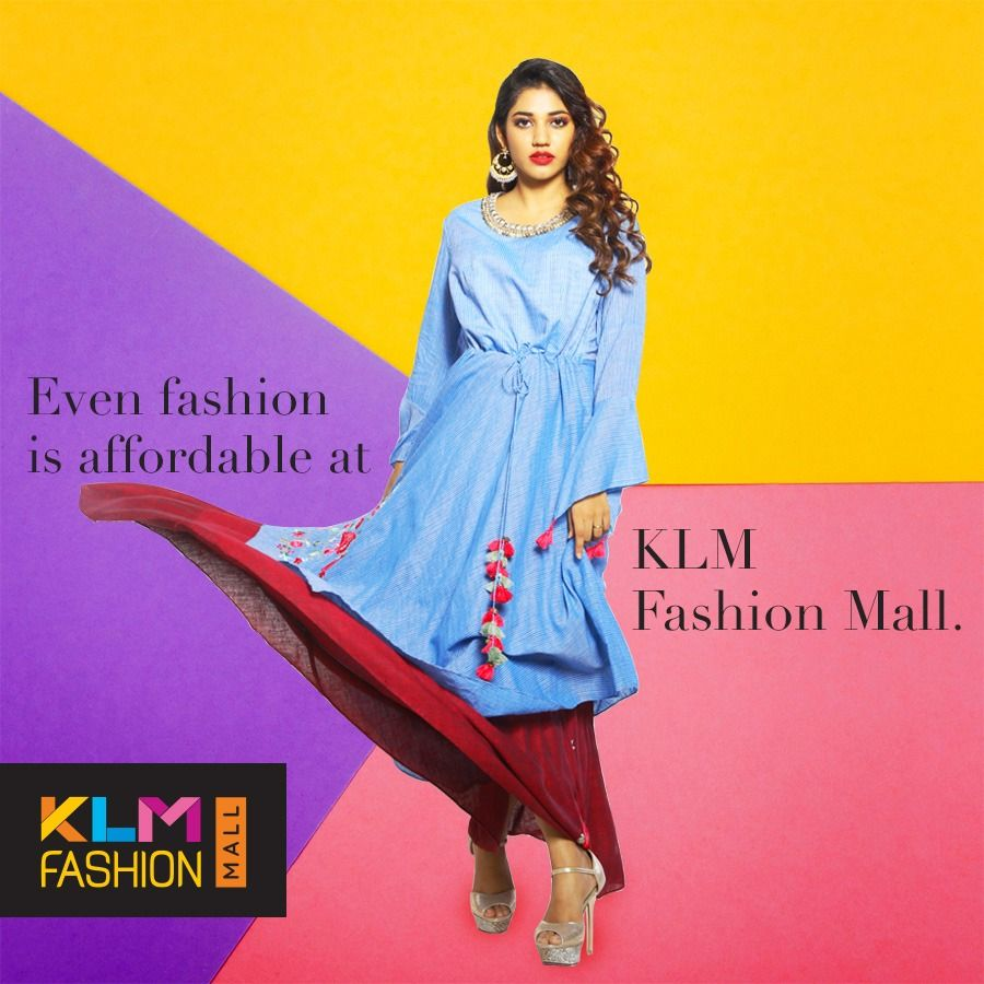 KLM Fashion Mall Is A 1-stop Destination Where You Could