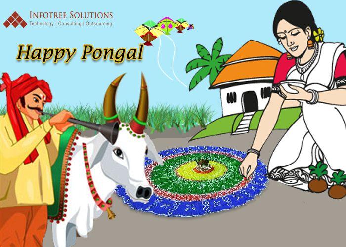 Infotree Solutions Wishes Happy Bhogi, Makara Sankranthi ...