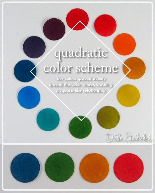 Color Wheel Part 2 Color Relationships Journal Covers How To