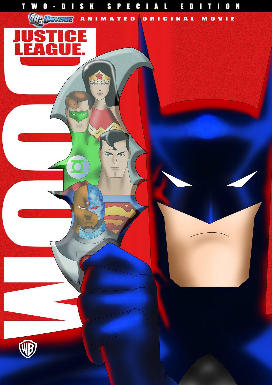 Justice League Doom Justice League Doom Justice League Universe Movie