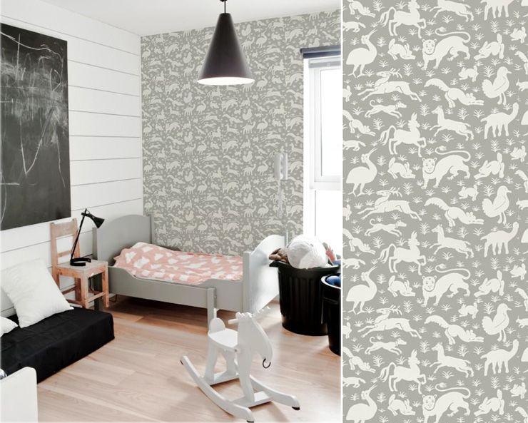 papier peint nairobi de thibaut cd inspi pinterest papier peint peindre et papier peint. Black Bedroom Furniture Sets. Home Design Ideas