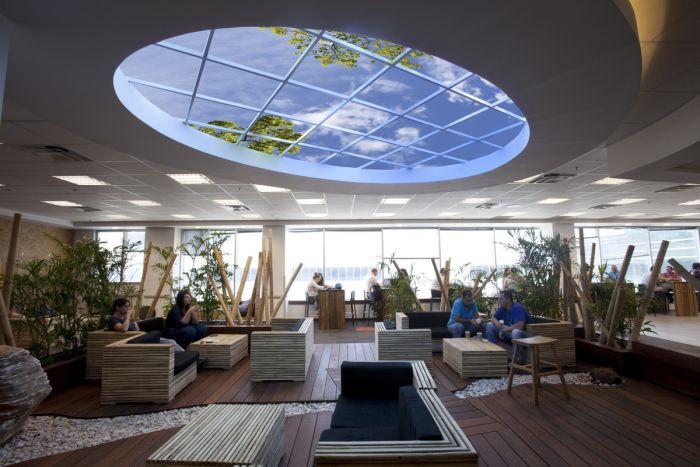 Destination: workplace. Traditional desk, Workspace design, Workplace
