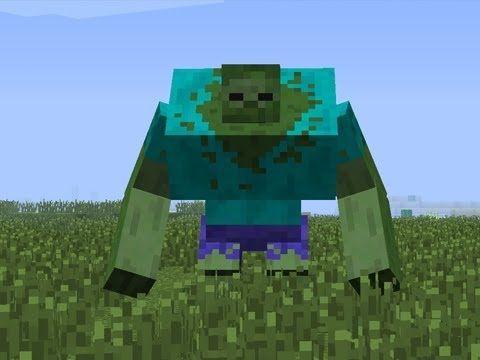 Zombie SMASH!!! | Minecraft | Minecraft