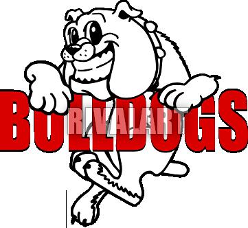 bulldog clip art 607668 png 361 332 bulldog pinterest rh pinterest co uk  clipart of bulldogs mascots
