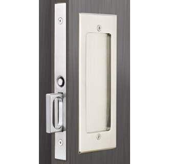 Emtek 2114 Pocket Door Hardware Pocket Door Handles Pocket
