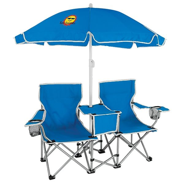 Kids Camp Chairs With Umbrella