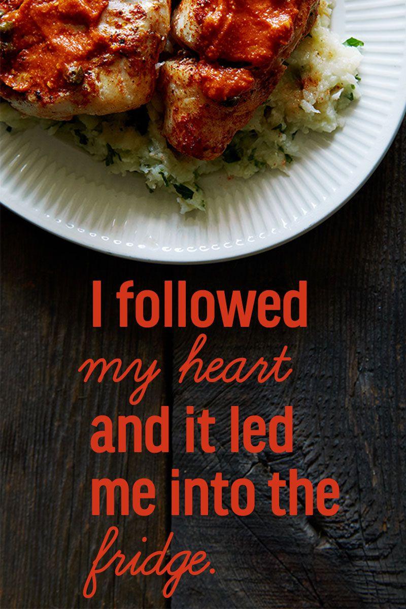 True Love Food Food Quotes Food Preparation