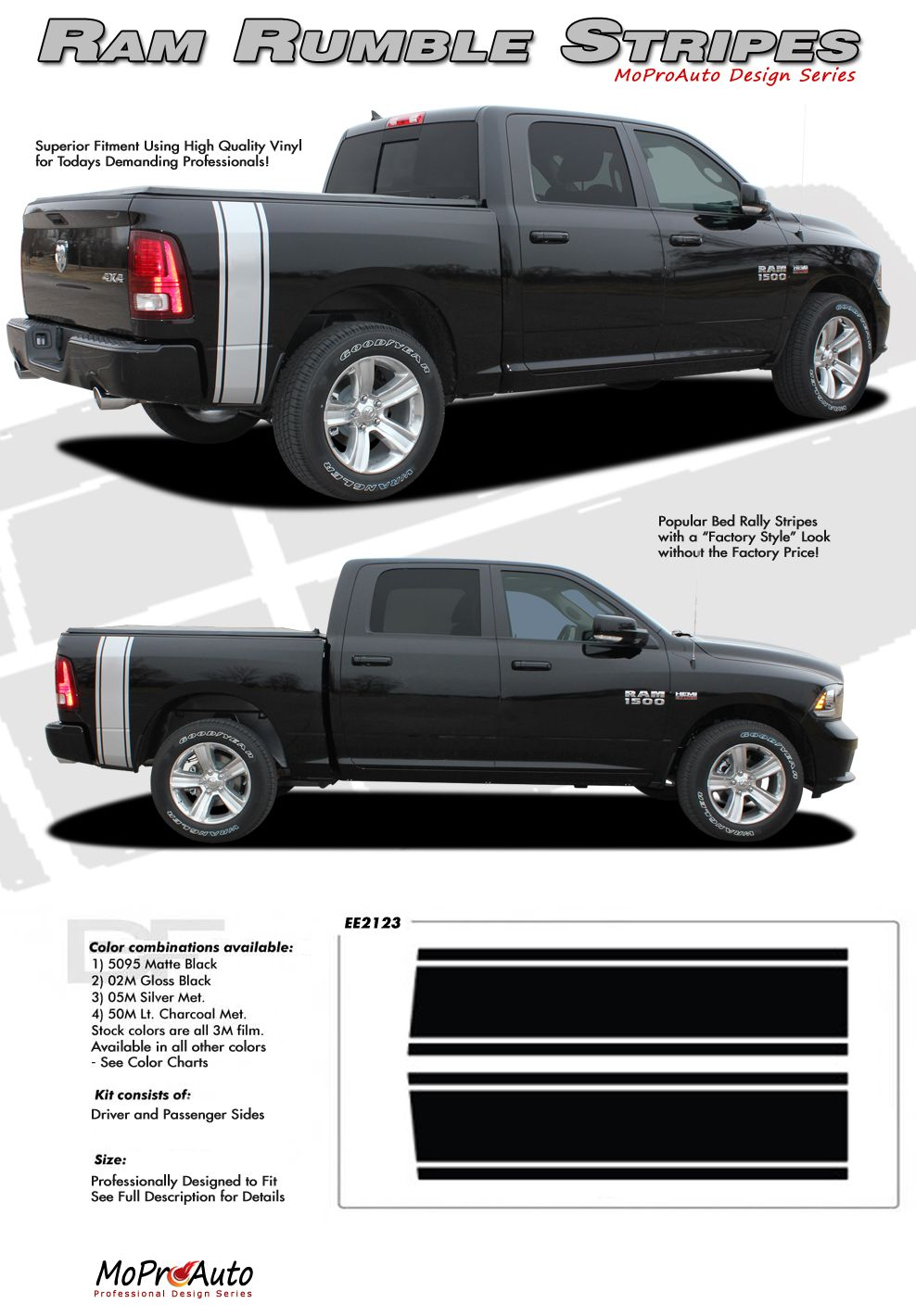 2015 Dodge Truck Colors