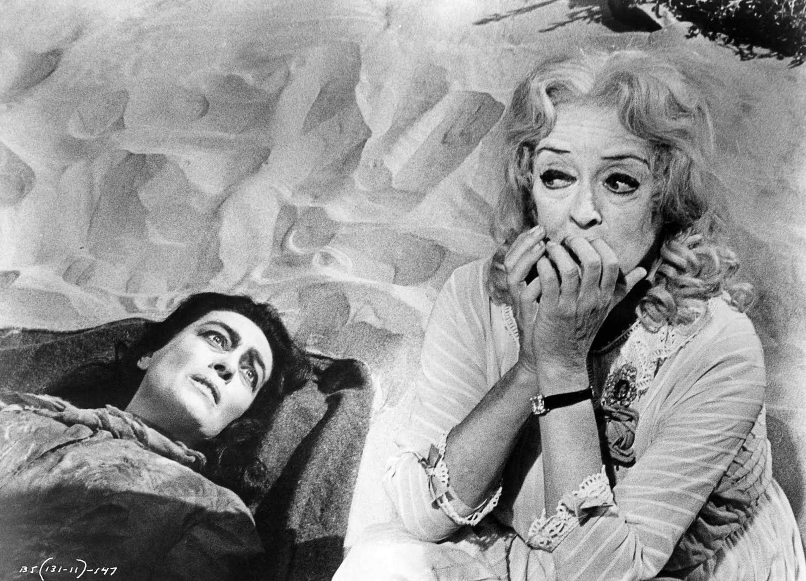 Joan Crawford And Bette Davis In What Ever Happened To Baby