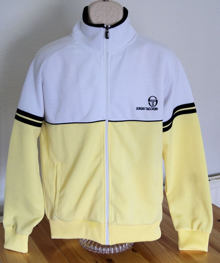SERGIO TACCHINI Vintage ORION Tracksuit Top | Tracksuit tops