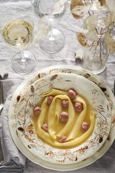 Photo of My traditional Genoa Christmas menu – Natalini in capon broth  #italianrecipe #c…