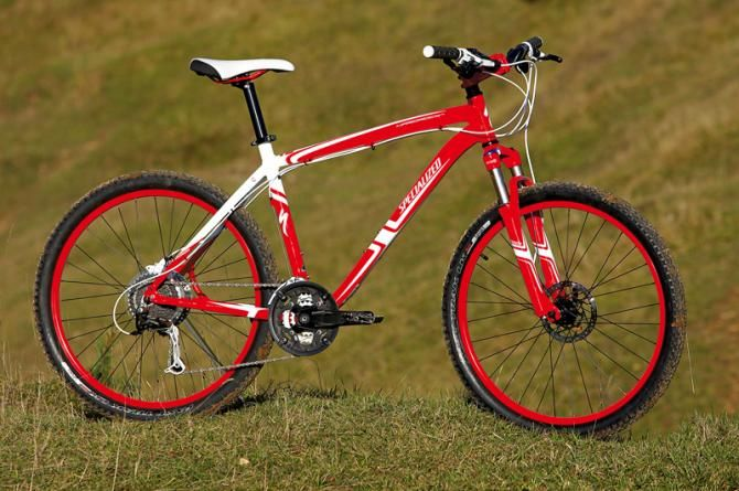 Specialized Hardrock Disc 26 Arenal