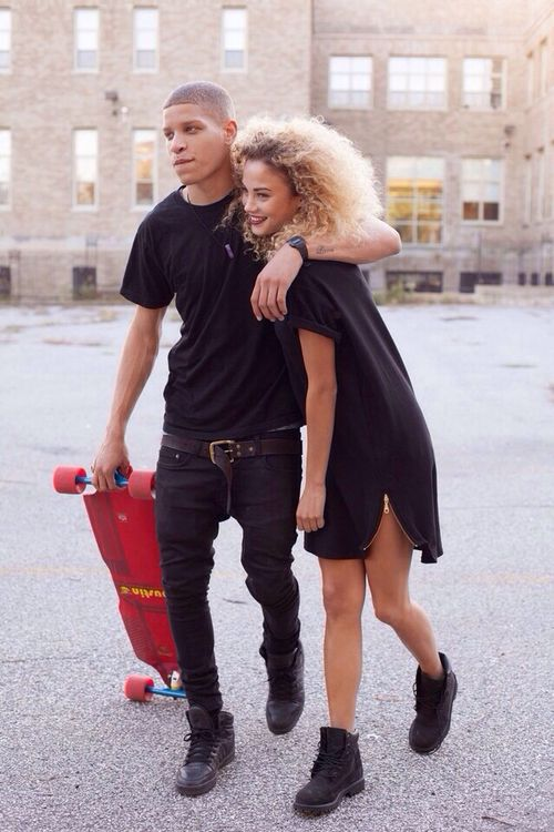 Black dress outfits tumblr relationship