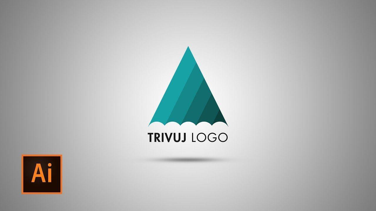 Illustrator Cc Tutorial How To Make Triangle Logo Color Swatch Adobe Illustrator Tutorials Logo Color Illustrator Tutorials