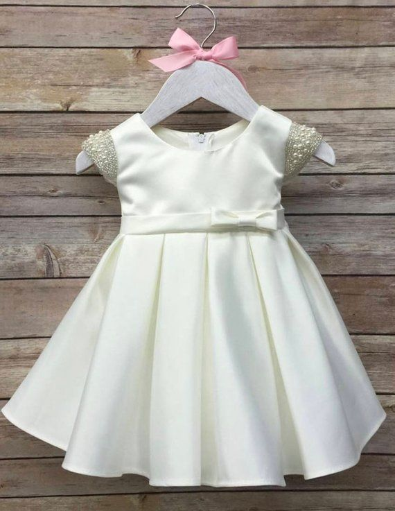 bfa4eb5e7e1 Christening Dress Baptism bautizo blessing gown baby baptism gown Girls  First Communion satin gown p
