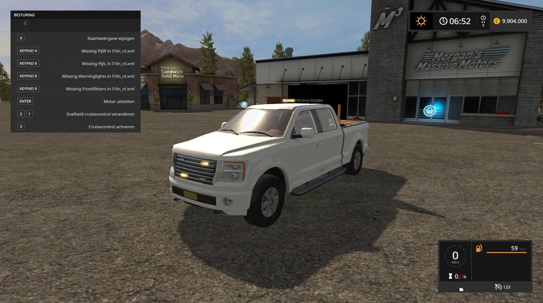 Traffic Advisor Pickup V1 0 Fs2017