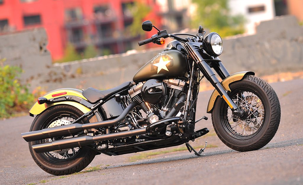 2016 Harley Davidson Softail Slim S Price And Colors