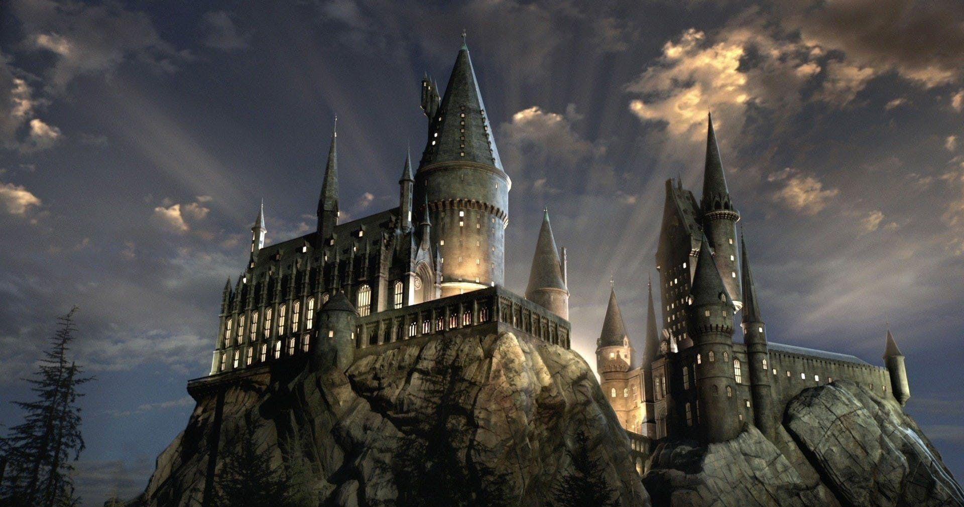 Harry Potter Zoom Background Pericror