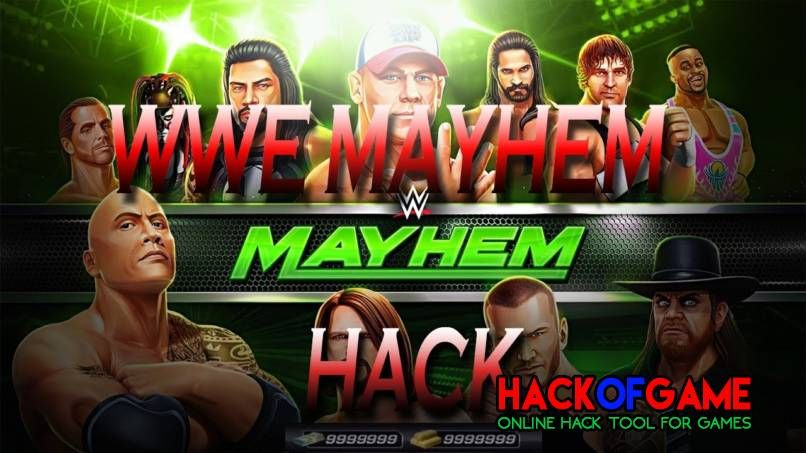 download wwe mayhem