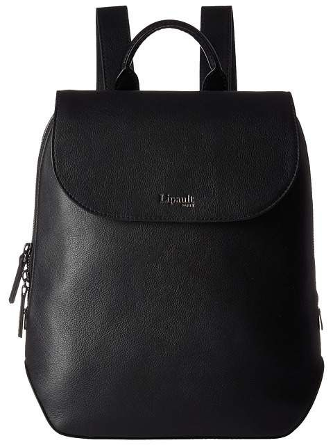 c82105868abc Lipault Paris Plume Elegance Leather Small Backpack Backpack Bags ...