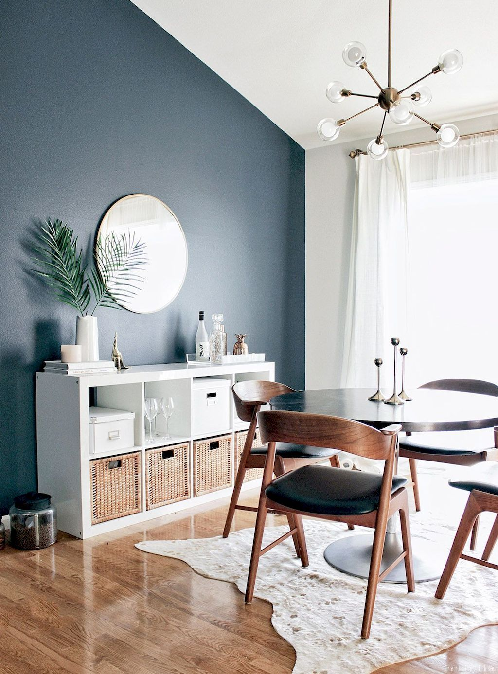 8 Functional Small Dining Room Decor Ideas en 8  Deco