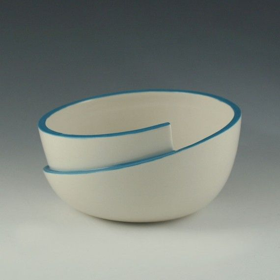Pretty, and on sale! (Bowl by Kim Westad.)