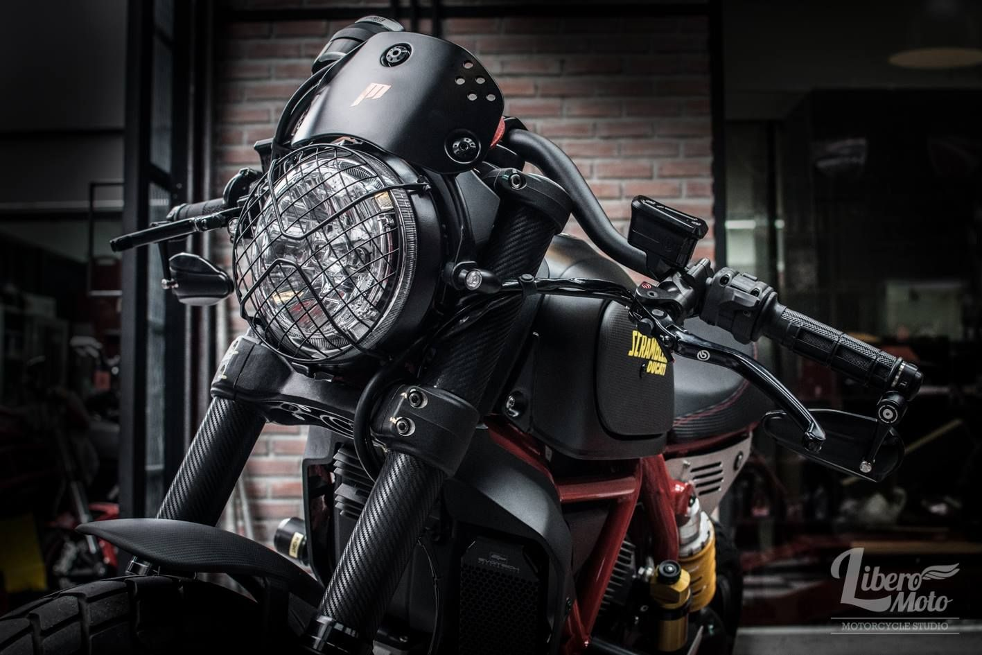 Racing Cafè: Ducati Scrambler #1 by LiberoMoto