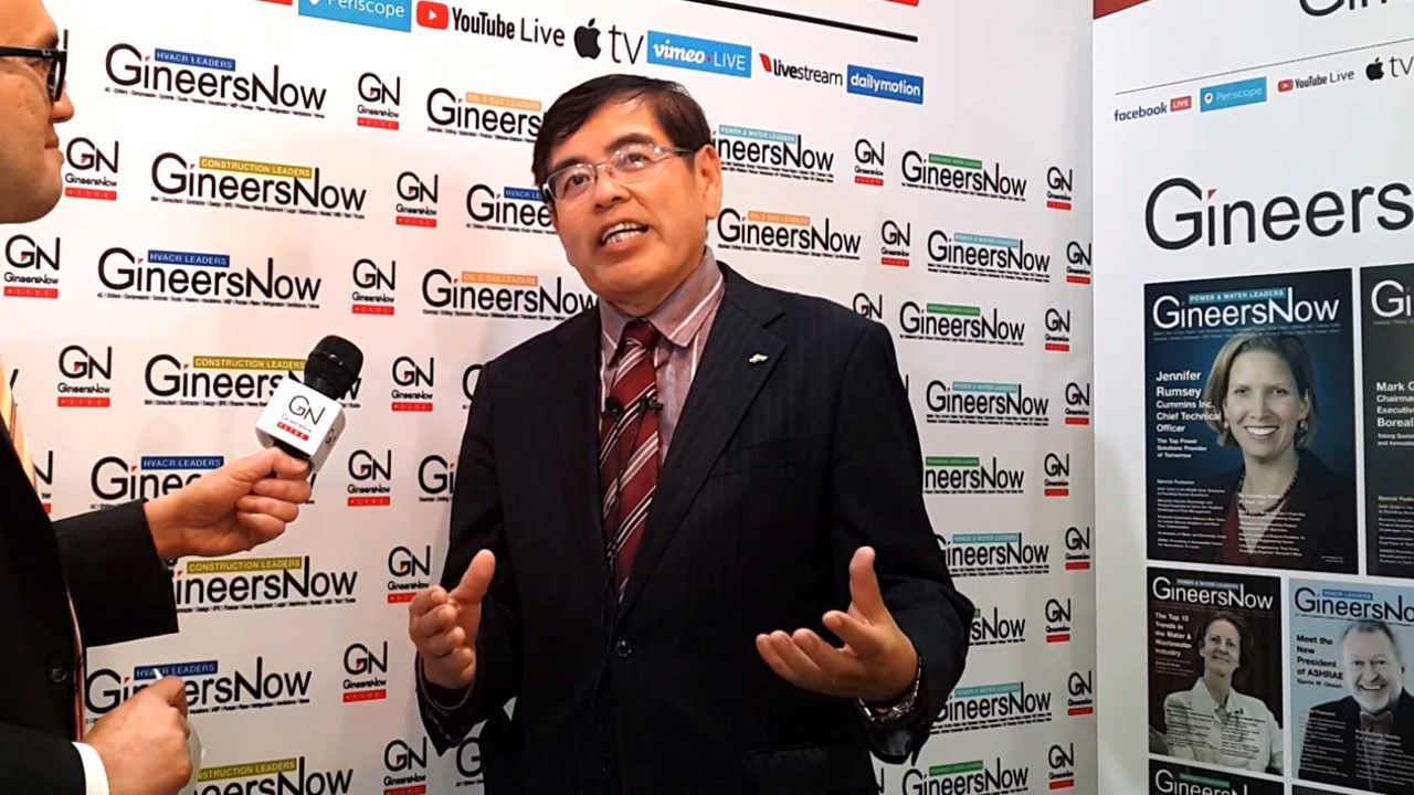 #LeadersTalk: The Founding Father of Hydrogen and Fuel Cell Car, Dr.  Katsuhiko Hirose