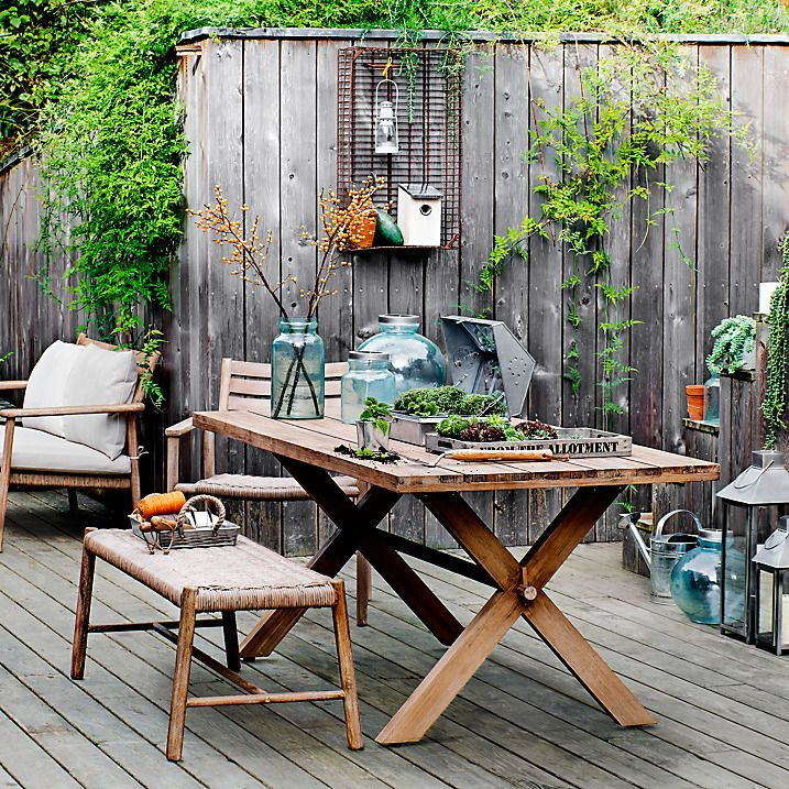 Buy John Lewis Croft Collection Islay Outdoor Furniture From Our