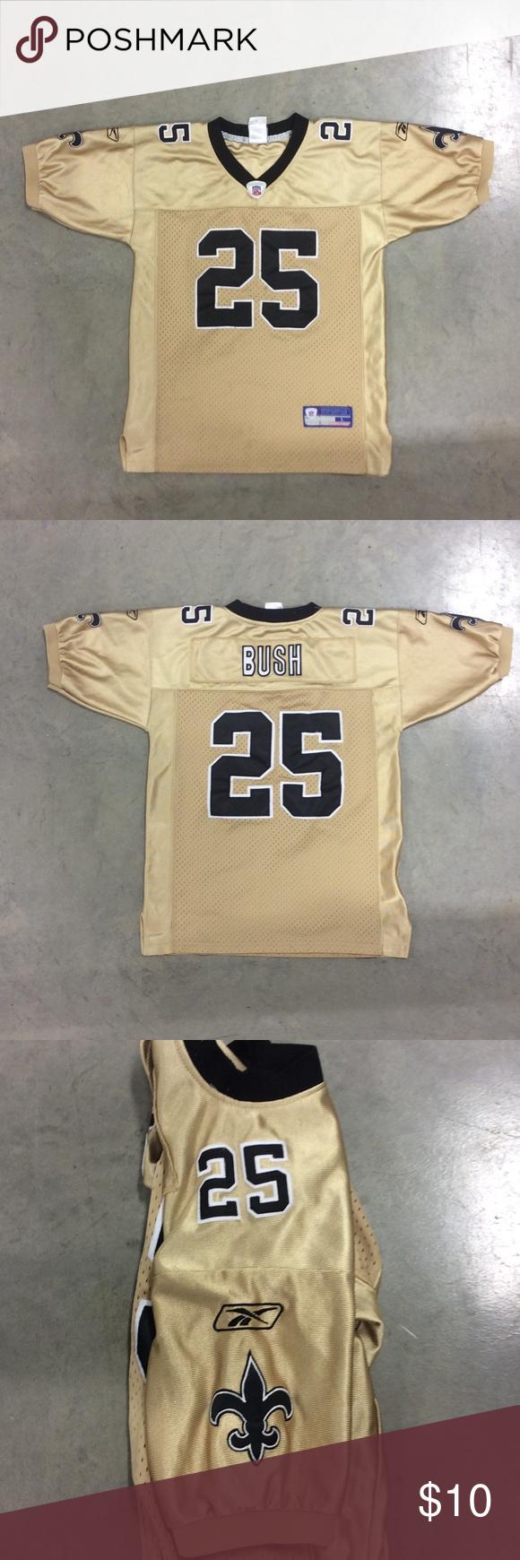 New Orleans Saints - Reggie Bush - NFL Jersey Good condition 7b13e1148