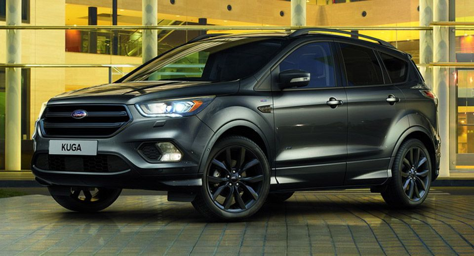 Kuga St Line Joins Ford S Uk Range From 25 845 With Images