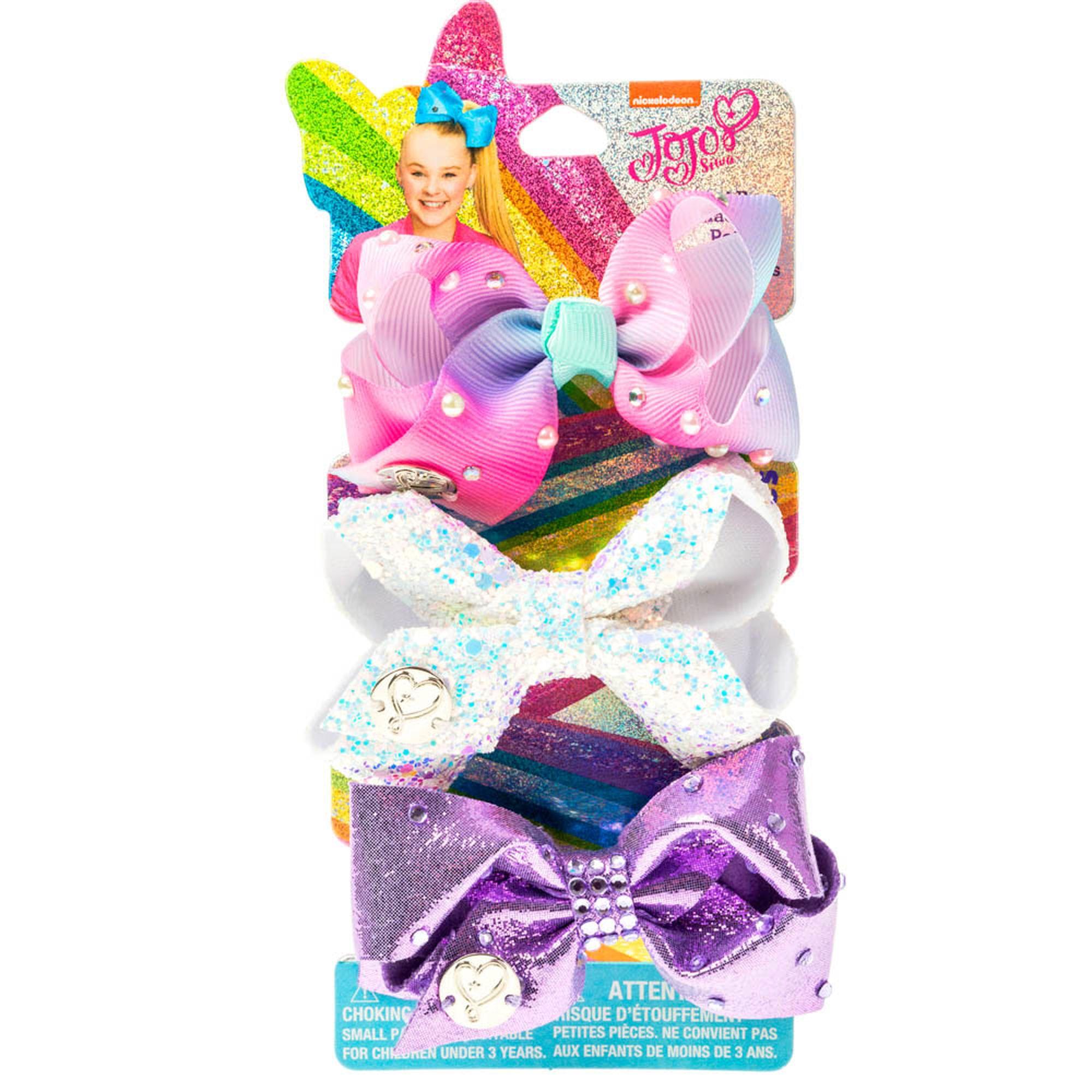 Nickelodeon Jojo Siwa Variety Bow Pack