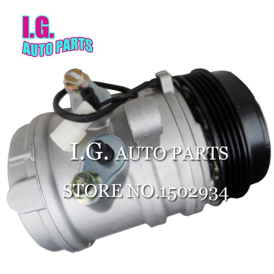Sp10 Air Auto Ac Compressor For Car Daewoo Matiz 1998 2005 133108