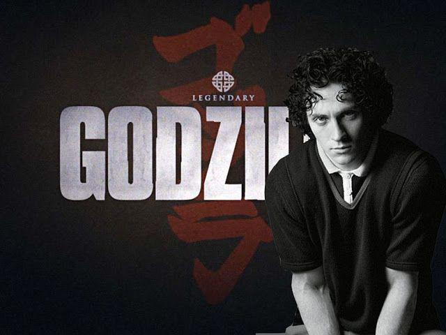 "Kick-Ass Star Aaron Johnson is the New Lead Frontrunner for Legendary's ""Godzilla"""