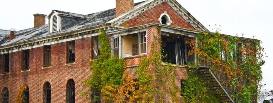 Abandon Building In Sherman Tx Abandoned Houses Abandoned Abandoned Places