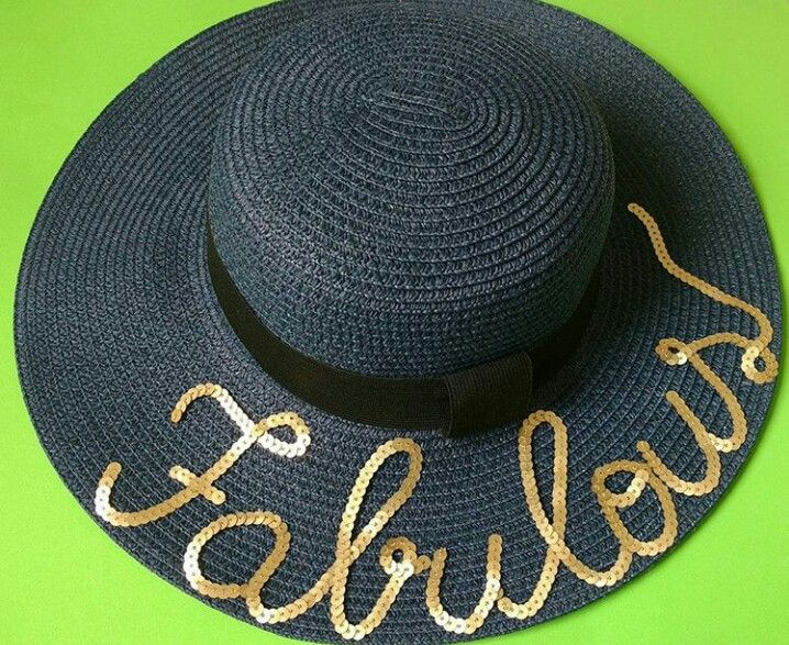 Chapéu personalizado  f33f07ca6d3