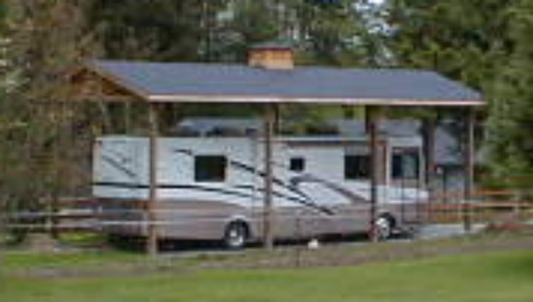 Welcome to ark custom buildings inc marysville wa for Rv shed ideas